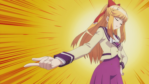 ミノア、アニメルーキー!イメージ
