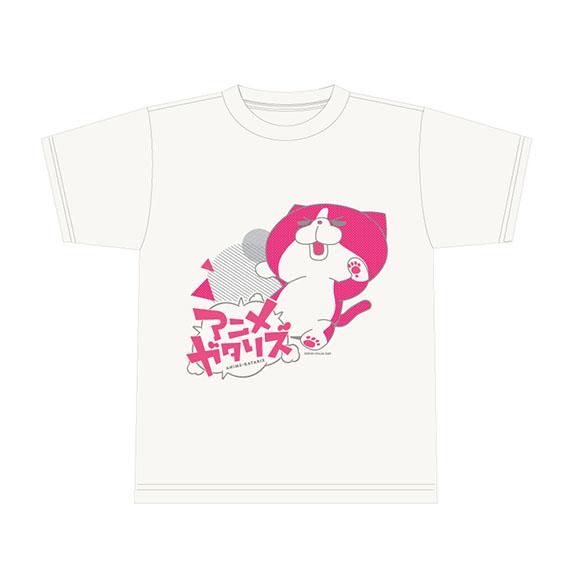 ネコ先輩 Tシャツ M/L/XL